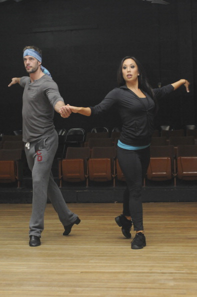 "ABC's ""Dancing With the Stars"" - Season 14 - Rehearsals March 19 Show"