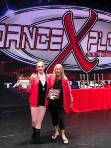 ALEXIS OVERALL COMPETITION